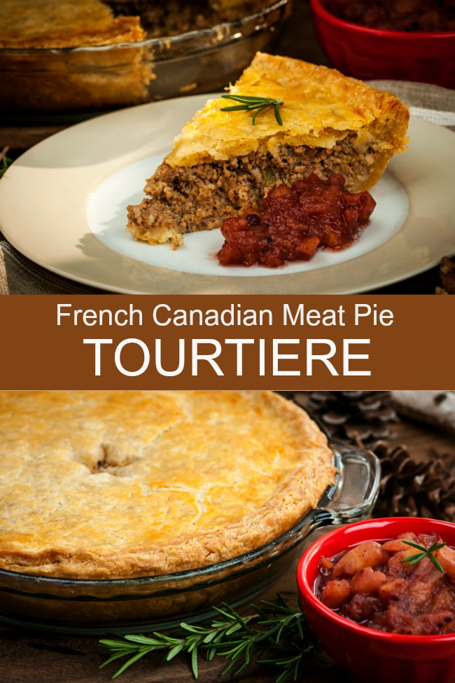 french canadian meat pie tourtiere recipe