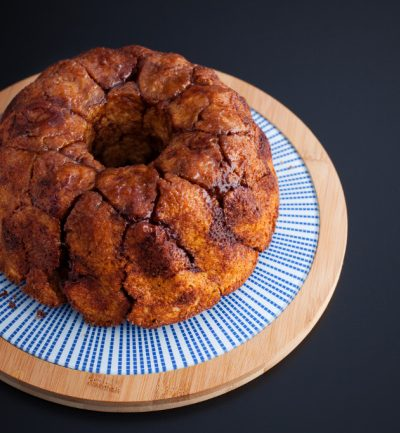 super simple cinnamon monkey bread