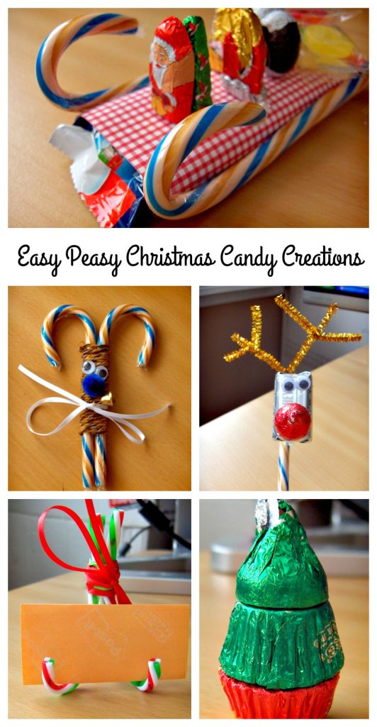 christmas candy creations
