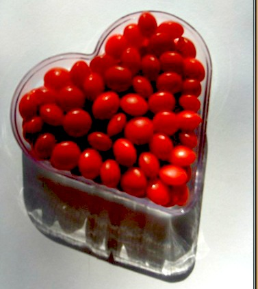 Valentine's Day is Red Hot:  Yummy Recipes Using Red Hot Candies from CreativeCynchronicity.com