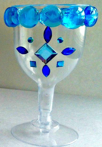 DIY Kiddush, Elijah, and Miriam Cups for Passover