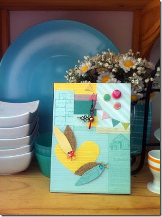 dear lizzy 5th and frolic paper crafting line   creative