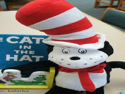 Happy Birthday Dr. Seuss, crafts, foods, party idea roundup, CreativeCynchronicity.com