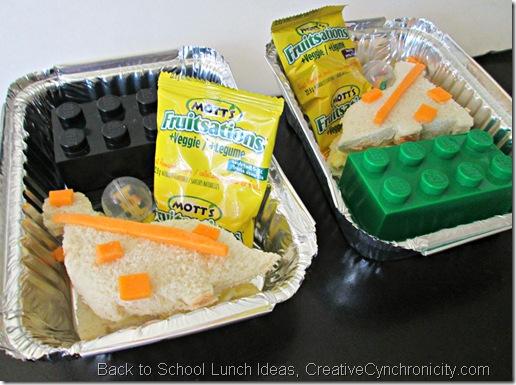 #spon Creative Ideas for Back to School Lunches, #MOTTSBTS, CreativeCynchronicity.com