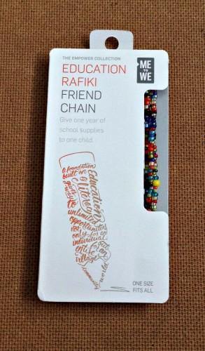 We-Day-Education-Rafiki-Friend-Chain