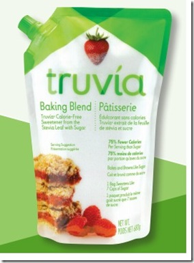 Truvia® Baking Recipes and Giveaway