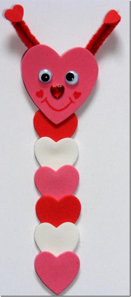 loveworm_bookmark