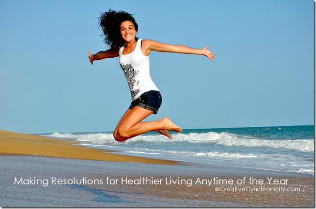 health resolutions for better living
