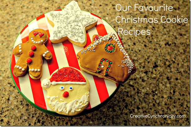 our favourite christmas cookie recipes