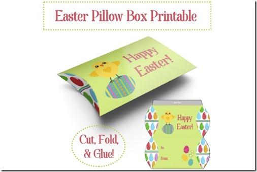 Free-Easter-Pillow-Box-Printable