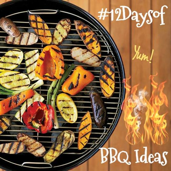 12 days of BBQ ideas