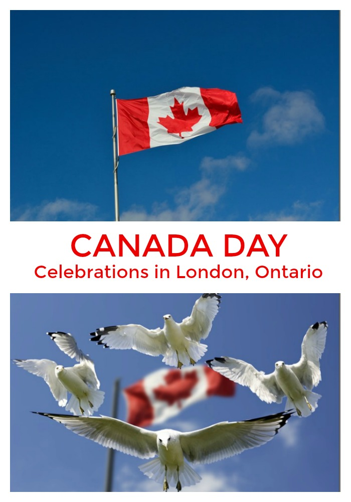 Canada Day in London Ontario