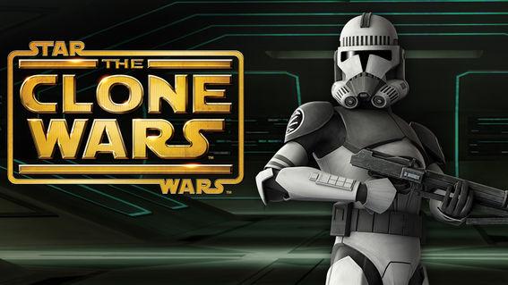 Clone Wars - H Key Art