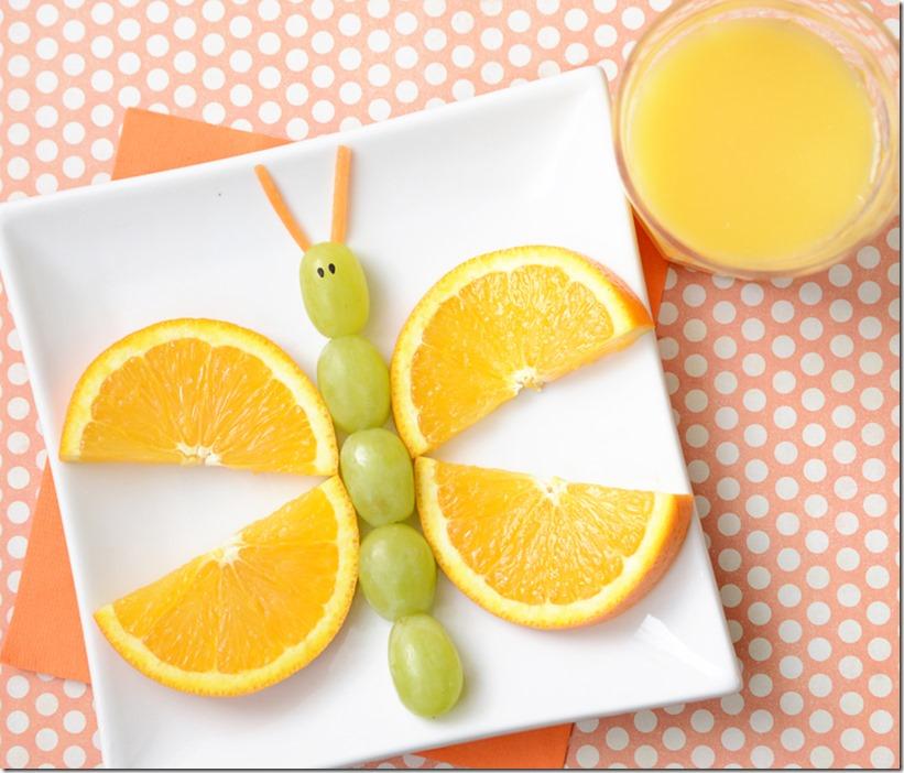 fruitbutterfly