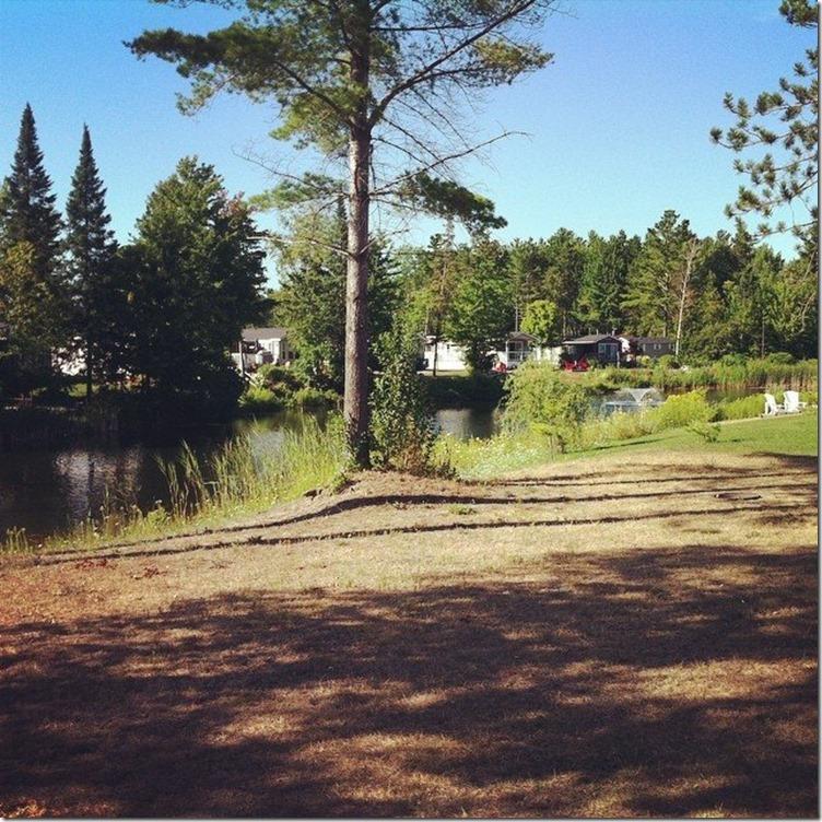 lakes of wasaga parkbridge resort
