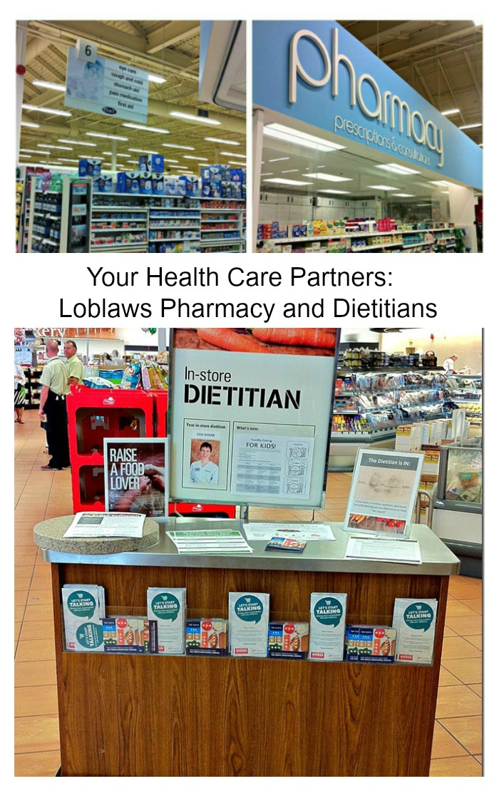 Your Health Care Partners - Loblaws Pharmacists and Dietitians