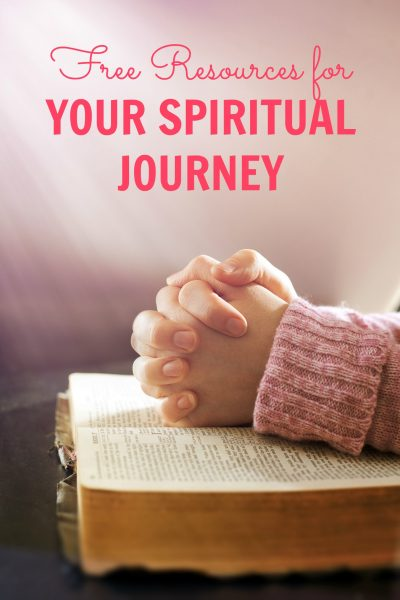Free Resources for Your Spiritual Journey
