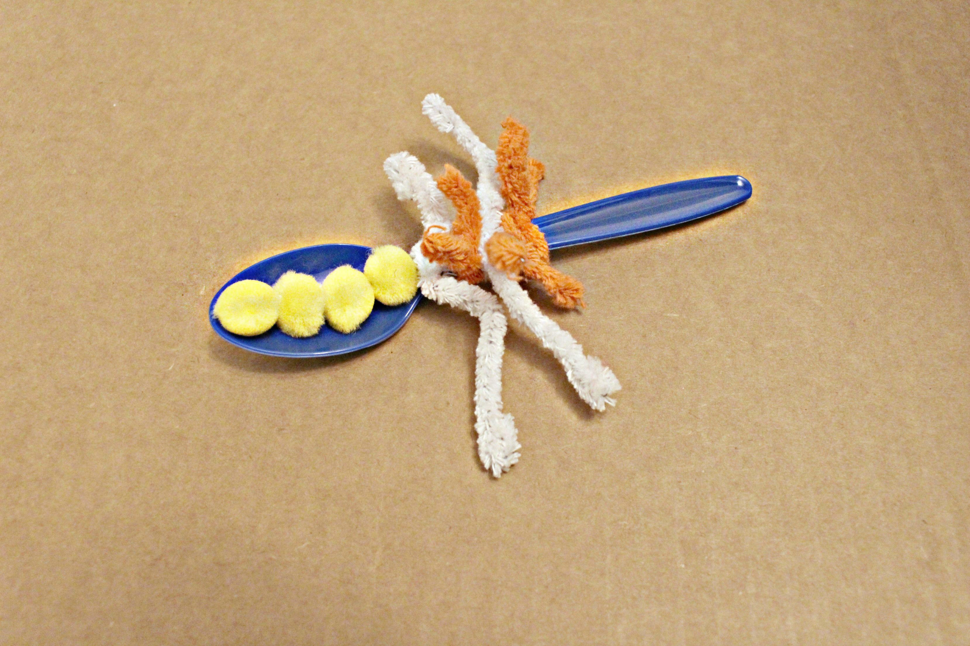 DIY Spoon Cat Toy Step 2 _ 3