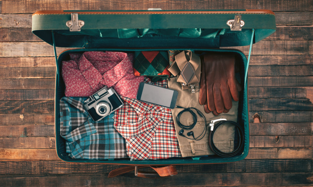 how and what to pack for vacation