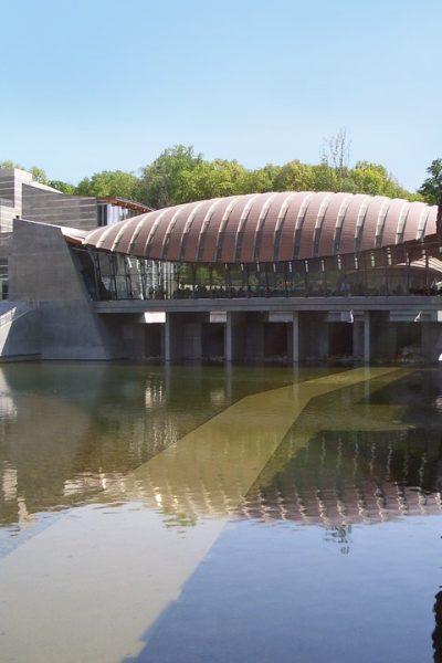 crystal bridges museum arkansas