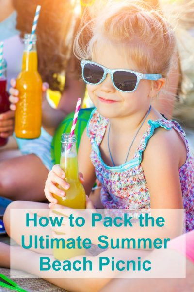 How to Pack the Ultimate Beach Picnic