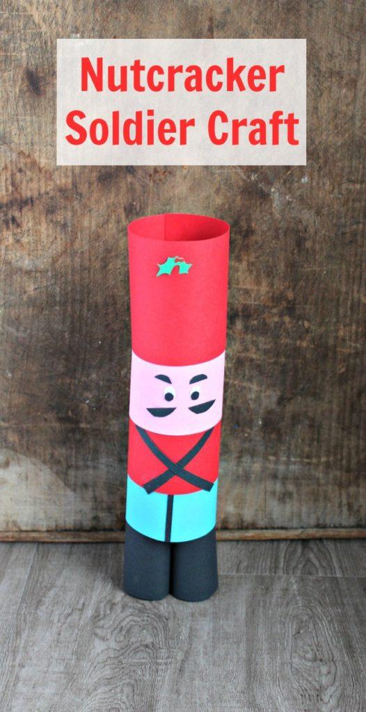 paper tube nutcracker