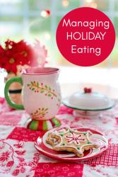 managing holiday eating
