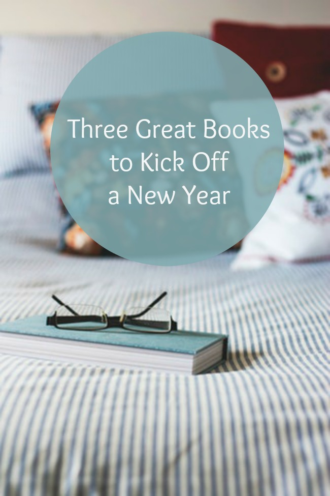 Three Great Books to Kick Off a New Year