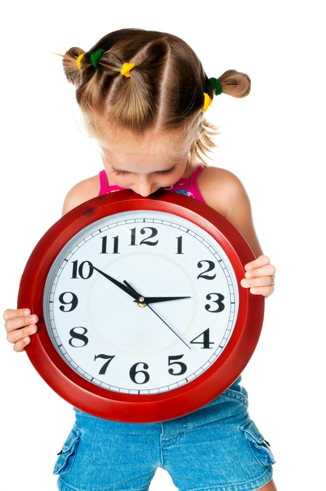 telling time with analog