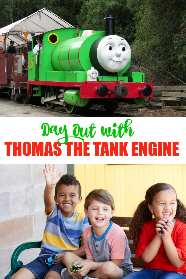 day out with Thomas the Tank Engine St. Thomas Ontario 2019 ticket giveaway