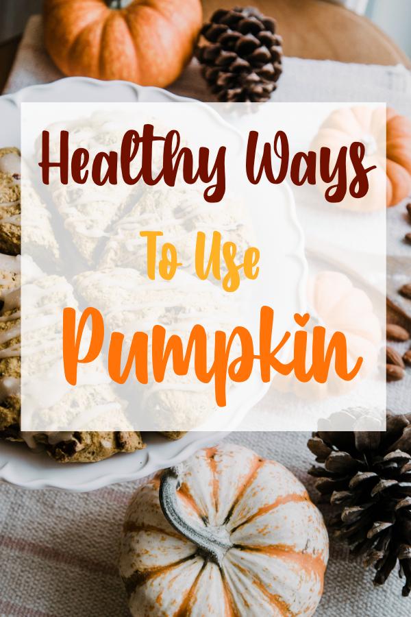 healthy ways to use pumpkin