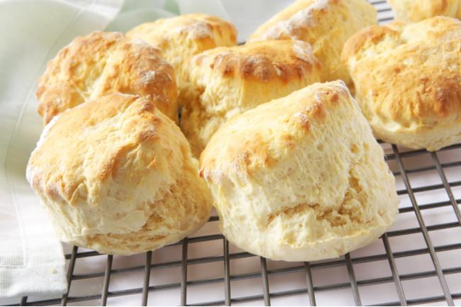 4 ingredient biscuits