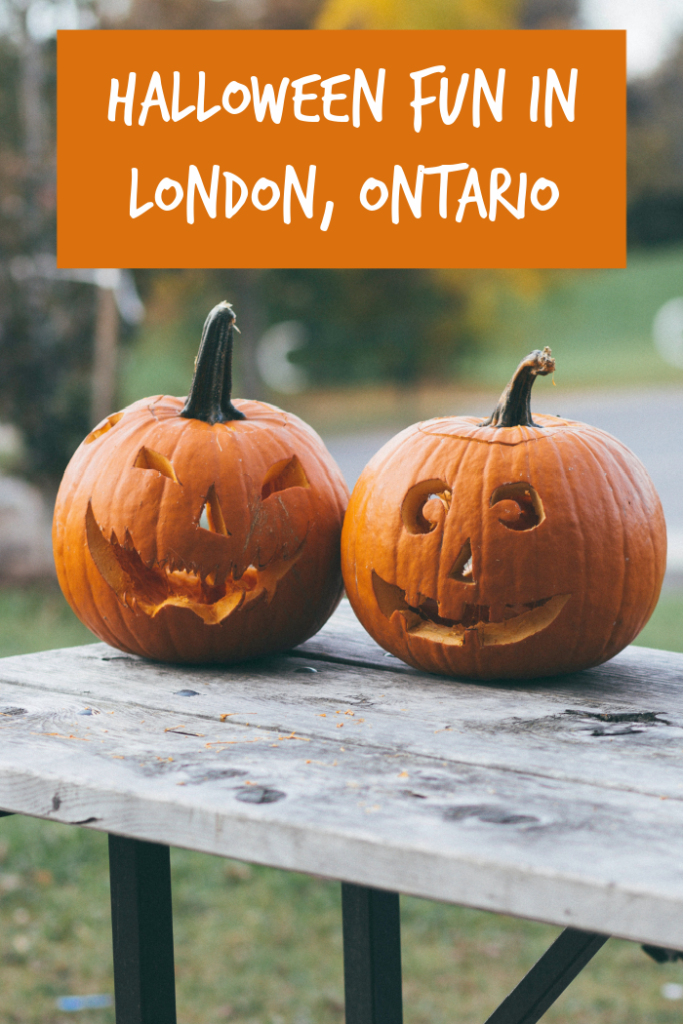what to do for halloween in london ontario