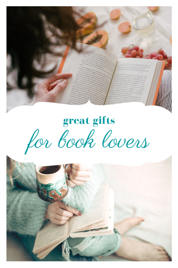 gift guide for bookworms