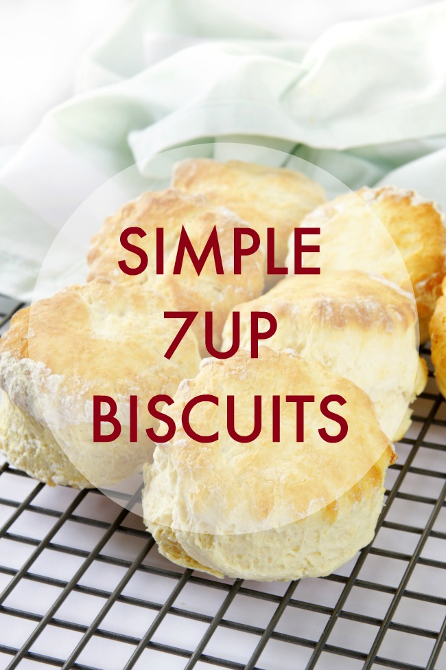 so easy to make and so delicious these 7up biscuits are amazing