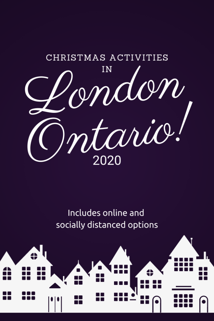 holiday activities in london ontario