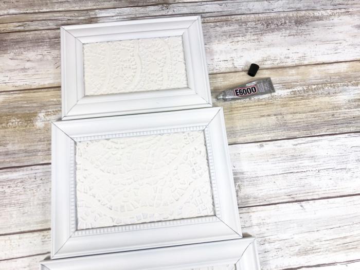 glue frames together