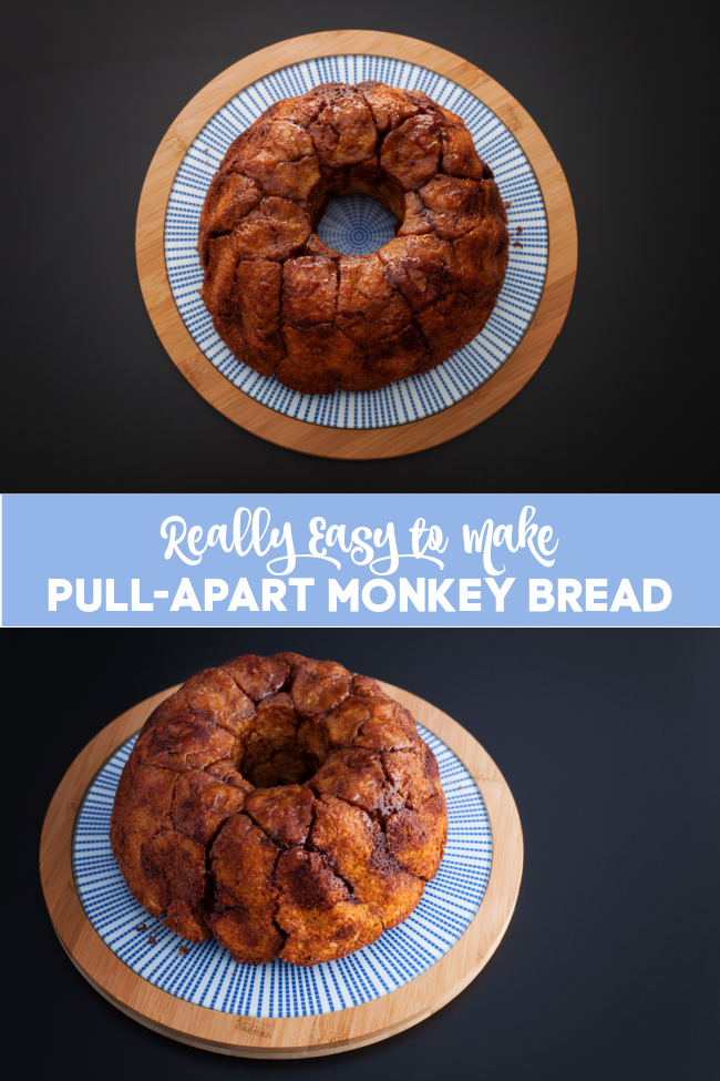 super easy to make cinnamon monkey bread with variations